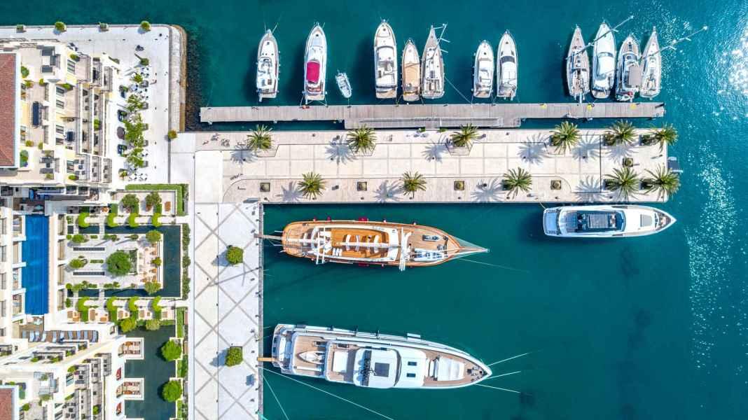 Studio apartment for sale in Porto Montenegro